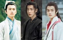 Netizen Trung réo tên Dương Dương và mỹ nam Trần Tình Lệnh vào top 4 trai đẹp cổ trang thế hệ mới