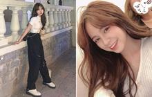 """Bạn gái tin đồn của Quang Hải: Không chỉ xinh như búp bê mà còn khéo mix đồ """"hack dáng"""", nhìn chẳng ai nghĩ chỉ cao 1m52"""
