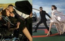 """Công bố bộ ảnh cưới lồng lộn """"thửa riêng"""" cho tạp chí của đệ nhất chân dài xứ Đài Lâm Chí Linh và chồng Nhật kém 7 tuổi"""