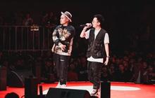 """Bộ đôi rapper Rhymastic và Blacka mở màn đại nhạc hội Beck'Stage: Trình diễn """"Đây là Việt Nam"""", fan rap Việt chưa bao giờ tự hào đến thế!"""