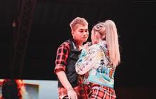 """BigDaddy và Emily """"chuốc say"""" người hâm mộ bằng loạt bản hit đình đám trên sân khấu Beck'Stage Unexpected Rap Fest!"""