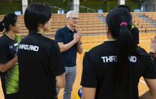 Tuyển Thái Lan được hẳn CEO Apple chúc mừng vì giành HCV SEA Games 30 nhờ... dùng Apple Watch và iPad