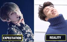 Tình nghĩa Jungkook và V (BTS) chắc có bền lâu: Anh diễn đẹp trai thần thái bao nhiêu, cậu em bày trò nhái lại lố dễ sợ!