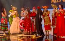 Trực tiếp chung kết Miss World: Lương Thùy Linh mang múa mâm trình diễn mở màn, chính thức lọt Top 40