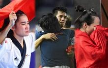 """Những nhà vô địch """"mít ướt"""" tại SEA Games 30: Ở đó có những giọt nước mắt phải chờ đợi hơn nửa đời người"""