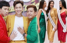 """Top 3 Hoa hậu Hoàn vũ VN học style của bộ 3 """"Thách thức danh hài""""?"""