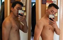 Trai đẹp Sài Thành chia sẻ công thức detox 12 ngày vừa giúp giảm cân, bụng phẳng, vừa làm da láng mịn