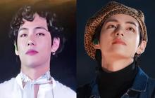 Cười lăn lộn: V (BTS) tự dìm nhan sắc bằng mái tóc bà cô nhưng vẫn không bớt đẹp trai trong concert mới nhất