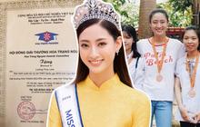 """""""Bắn"""" tiếng Anh đã là gì, nhìn bảng thành tích siêu khủng của Hoa hậu Lương Thuỳ Linh mà choáng"""