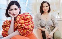 Mỹ nhân đẹp nhất Philippines dạo này ngày càng sang chảnh, tích cực khoe vòng 1 bốc lửa hậu sinh con