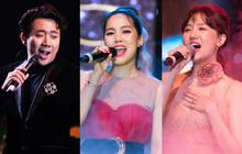 """Đêm nhạc """"đã tai"""" của Diva Hàn Quốc So Hyang hội tụ Trấn Thành - Hari Won, các giọng ca Trần Thu Hà, Tuấn Ngọc, Khánh Hà làm khán giả """"nín thở"""""""