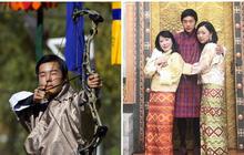 """Hóa ra Bhutan lại có Hoàng tử """"cực phẩm"""" như thế này, văn võ song toàn cùng ngoại hình nổi bật"""