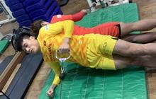 Ngày thứ 2 của U23 Việt Nam tại Hàn Quốc: Sáng ôn đấu pháp, chiều rèn thể lực