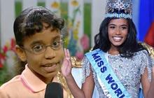 Không chỉ dậy thì thành công mà Hoa hậu Thế giới 2019 còn sở hữu giọng hát ấn tượng từ nhỏ!