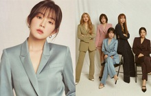 """Red Velvet đẹp bá đạo khi diện suit và """"lột xác"""" thành công nhất chính là Irene"""
