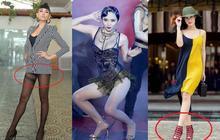 """3 lỗi cơ bản khiến sao Việt kém duyên khi diện quần tất: Các chị em nên tránh để không vướng vào """"vết xe đổ"""""""