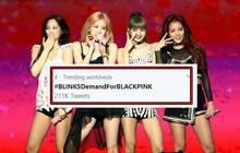 """YG vội vàng hứa cho BLACKPINK comeback vào đầu năm 2020 sau khi bị fan """"uy hiếp"""", BLINK phản ứng: """"Đừng hứa nữa tôi mệt rồi""""!"""