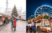 15 địa điểm đón Giáng sinh hút khách nhất trên thế giới, không thể thiếu quê hương ông già Noel ở vị trí đầu tiên