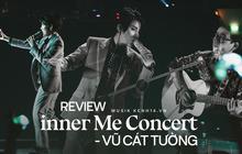 """""""Inner Me Concert"""" của Vũ Cát Tường: từ chú báo khổng lồ, xe hơi đồ chơi đến một trái tim vẹn nguyên với âm nhạc sau 6 năm!"""