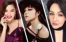 Dàn M.U.A nổi tiếng quy tụ tại The makeup show của Hạnh Lâm Makeup Academy