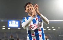 """Văn Hậu dự bị, SC Heerenveen """"toang"""" toàn tập ở vị trí hậu vệ trái và nhận trận thua chóng vánh trước Feyenoord"""