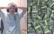 """5 pha """"ném tiền"""" siêu gắt cho hội streamer thế giới: Nhận cả tỷ đồng/ngày cũng là chuyện bình thường!"""