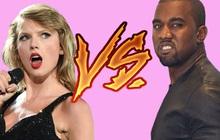 """Taylor Swift vừa là """"Nghệ sĩ của thập kỉ"""" thì """"kẻ thù"""" lớn nhất cuộc đời - Kanye West ẵm luôn danh hiệu người sở hữu album xuất sắc toàn diện của thập kỉ!"""