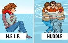 6 bí kíp sinh tồn cực đơn giản mà ai cũng cần biết, có thể giúp bạn thoát khỏi cảnh hiểm nghèo một ngày nào đó trong đời