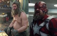 """Từ ENDGAME đến Black Widow, Marvel có đem hội """"mũm mĩm"""" ra làm trò đùa?"""