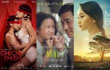 Nắng 3 hoãn chiếu, rời cuộc máu chiến phim Việt mùa cuối năm của Mắt Biếc và Chị Chị Em Em