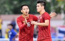 [Chung kết SEA Games 30] Việt Nam vs Indonesia: Song sát Tiến Linh - Đức Chinh, thủ thành Văn Toản bắt chính