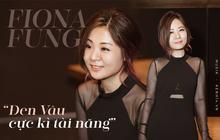 """Fiona Fung - chủ nhân hit tuổi thơ """"Proud of You"""": mê mẩn Đen Vâu dù không nhớ tên bài nhạc Việt nào, rất mong muốn hợp tác trong tương lai!"""