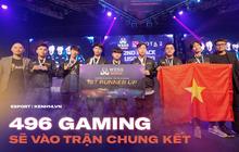 """Huấn luyện viên Dota 2, Huỳnh """"Magical"""" Hữu Nghĩa: """"Mục tiêu của 496 Gaming là đặt chân vào trận Chung kết"""""""