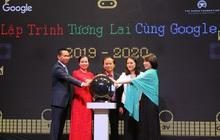 Học sinh giờ cũng biết lập trình nhoay nhoáy: Google mở dự án dạy IT miễn phí tại Việt Nam cho 150.000 học viên