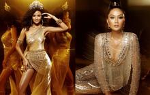 H'Hen Niê đẹp như nữ thần trong bộ ảnh khép lại nhiệm kỳ Hoa hậu Hoàn vũ: 2 năm qua đã quá xuất sắc rồi!