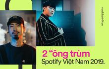 """Spotify Việt Nam 2019: Nhạc BTS và Taylor Swift được nghe nhiều nhất, Sơn Tùng - Đen Vâu thi đua """"nắm trùm"""" Vpop"""