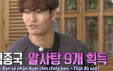 """Fan SpartAce được dịp """"chèo thuyền"""" khi Jong Kook ra mặt bảo vệ Ji Hyo khỏi hình phạt"""