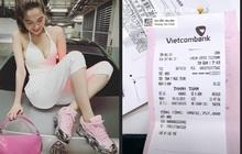 Shopping 15 phút hết 33 triệu, Ngọc Trinh chuẩn là cô gái vàng của làng shopping