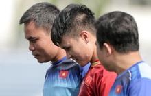 Quang Hải được chăm sóc kỹ càng, lạc quan dù phải chia tay SEA Games 30