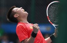 Khoảnh khắc ấn tượng SEA Games: Người hùng phấn khích tột độ khi giành tấm HCV đầu tiên trong lịch sử cho quần vợt Việt Nam