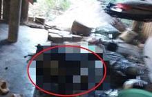 Người phụ nữ chết cháy thương tâm vì quấn chăn ngủ cạnh bếp lửa