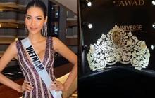 Chính thức lộ diện vương miện khủng của Miss Universe 2019: Hoàng Thùy liệu có thể mang về Việt Nam?
