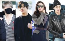 Dàn sao Hàn gây náo loạn sân bay: Jaejoong và Lee Da Hae cực nổi, nhưng nam thần hiện tượng Rowoon mới là tâm điểm