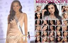 Ngọc Châu đang đứng vị trí nào trong BXH Missosology trước thềm chung kết Miss Supranational 2019?