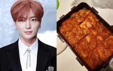 """Được mẹ của J-Hope (BTS) gửi tặng kim chi, xem ra mối quan hệ của Leeteuk (Super Junior) với gia đình Hobi đúng là """"không phải dạng vừa đâu"""""""