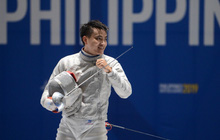 Bất chấp Thái Lan giở chiêu trò, nam thần đấu kiếm Vũ Thành An cùng đồng đội vẫn giành tấm huy chương vàng thứ 3 tại SEA Games 30