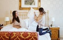 """Những thứ khó tin nhất từng bị lấy trộm trong khách sạn, có nơi còn bị """"thó"""" cả… giường ngủ và cửa sổ"""