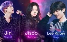Từng bị chê nhảy không đẹp, hát chưa đủ hay, Jisoo (BLACKPINK), Jin (BTS) và loạt idol đã tiến bộ để hoàn thiện mình như thế nào?