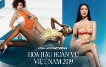 """Cục diện thay đổi sau đêm thi bán kết: Lê Thu Trang """"phục thù"""" ngày trở lại giành vương miện, Top 10 có những ai?"""