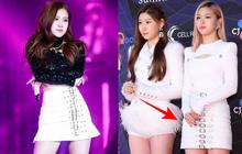 Tưởng JYP chịu đầu tư cho gà nhà ai ngờ vẫn keo: ITZY tại MAMA 2019 mặc lại đồ giống Rosé (BLACKPINK) từ SBS Gayo Daejun... 2 năm về trước!